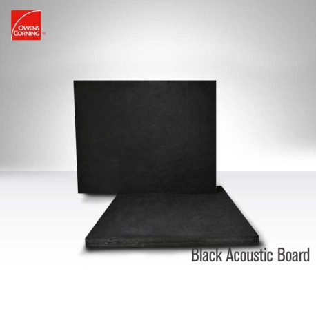 black-acoustic-board-owens-corning