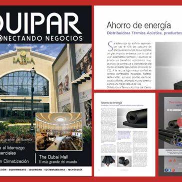 DTA en Revista Equipar México