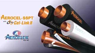 Instalación de Aerocel EPDM SSPT