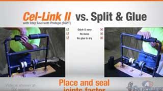 Usar Cell Link II en Aerocel SSPT