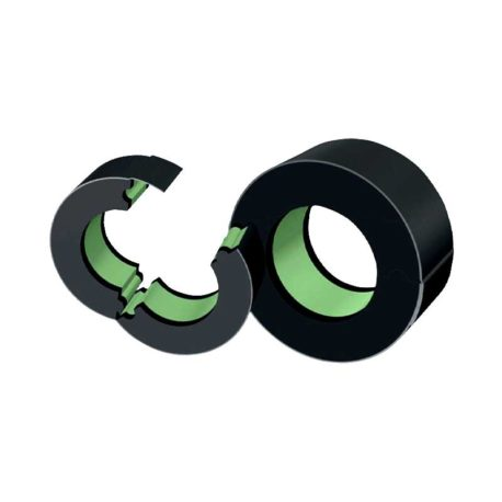 K-Flex® 360 Insulated Pipe Support evita la compresión del aislamiento en perchas y escudos de tubería (resistencia 72 psi), la eliminación de una fuente común de condensación.  Estos soportes aislados de tubería ofrecen una instalación rápida y sin necesidad de herramientas especiales y están disponibles en una variedad de tamaños.