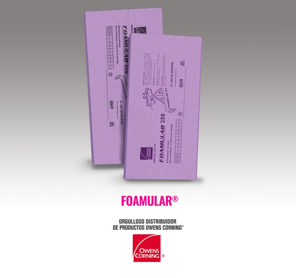 Foamular®, Owens Corning